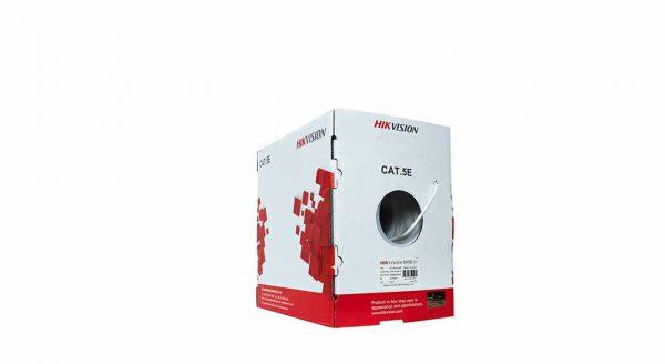 عکس کابل شبکه هایک ویژن | CAT5E